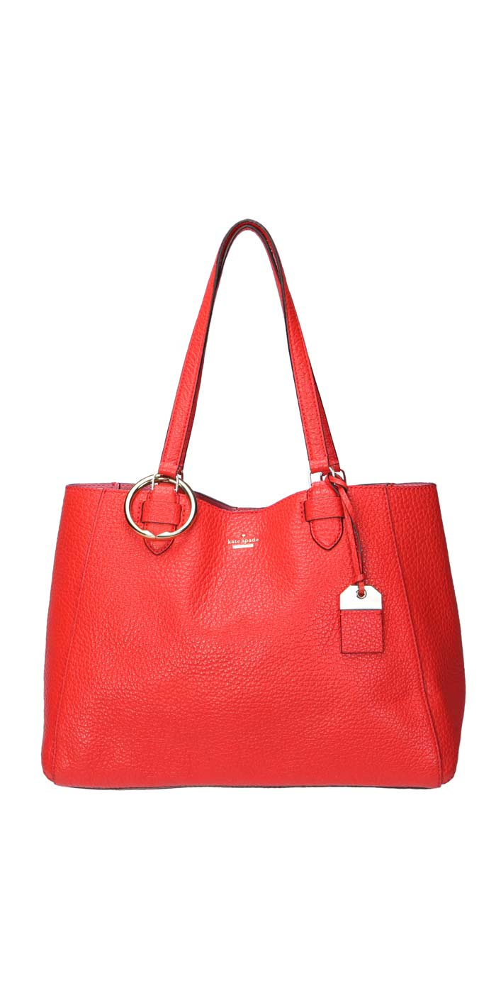 Kate Spade Picnic Red Tyler Tote