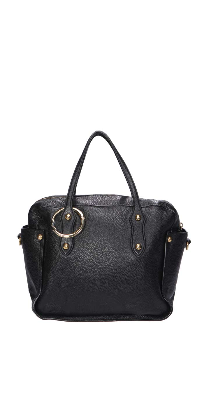 Annabel Ingall Black Clementine Bag